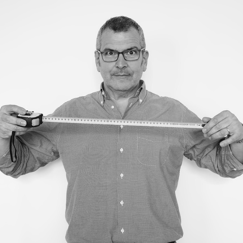 Marco Antoci - Responsabile Allestimenti e Logistica