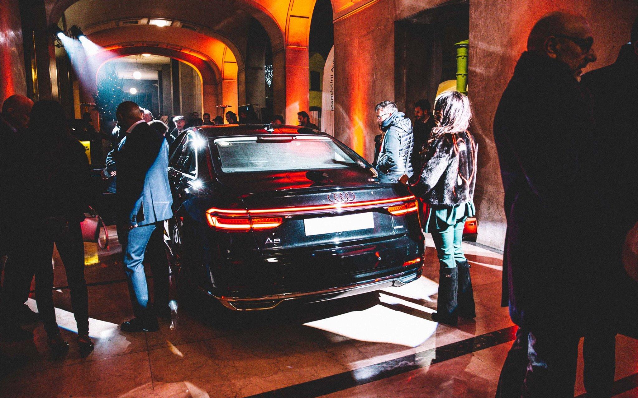 Mandolini Audi A8