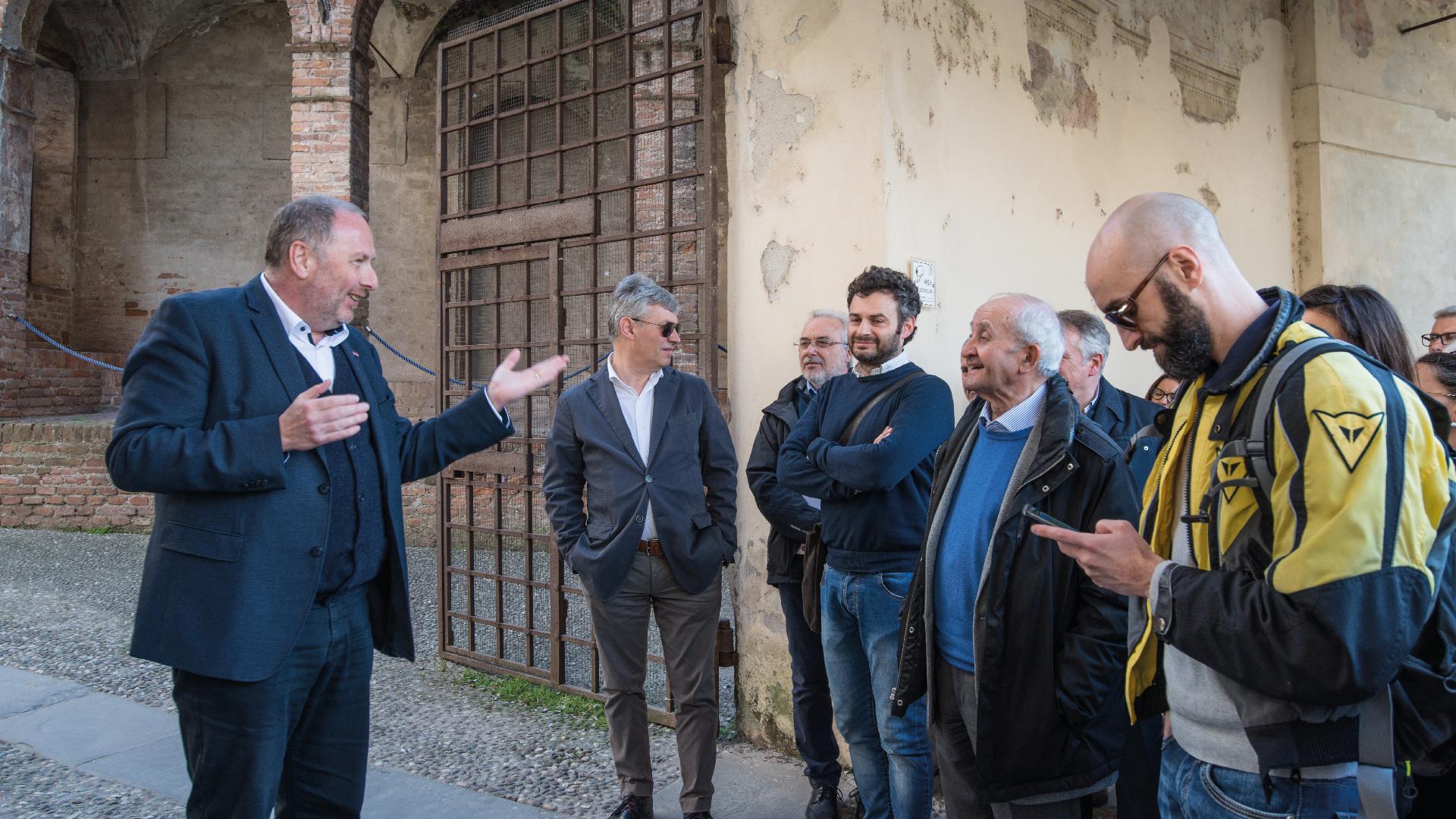 MARMI GHIRARDI INCONTRA GLI ARCHITETTI DI MANTOVA